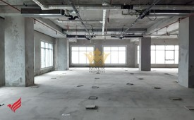 Large Shell and Core Office at 50psf | 6 parkings