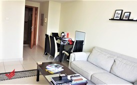 Furnished 2 Bed Apt in Marina View Tower
