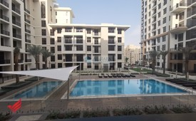 Exclusive 2 Bhk Apartment in Jenna 2, Pool View