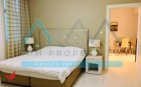 FULLY FURNISHED 1 BR IN DAMAC COUR JARDIN