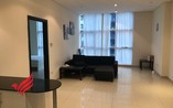 Furnished chiller free 1bed yacht bay tower |metro