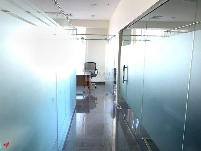 Fully fitted office - Prime business tower