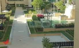 The Greens! 1Bed W/Balcony Al Dhafrah-3