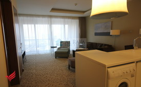 Fully Furnished Hotel Apartment with DIFC VIEW