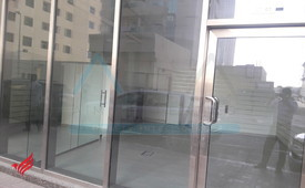 READY SHOP WITH FITTED OFFICE  IN BARSHA