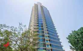 1BR Apartment Ridge Tower Downtown