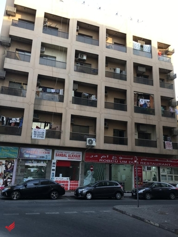 well studio flats for rent @ prime location in Al murar
