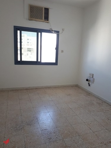 Studio in a well maintained family building is available for rent in Al Muteena