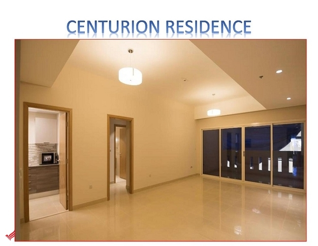 2 BHK Flat Available for rent with 1 month Free in Centurion Residence, DIP2 , Dubai