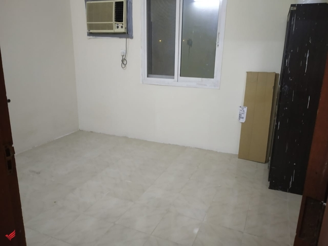 Separate specious room with Attach Bath in family flat