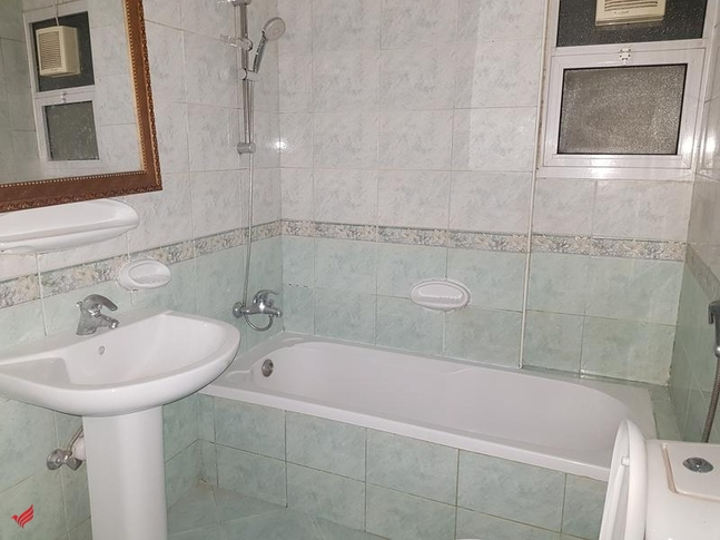 CHILLER FREE 2 BEDROOM HALL WITH BALCONY JUST 30K NEAR KING FAISAL STREET