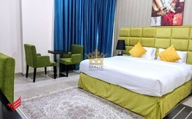 All Inclusive - Furnished 1BHK - 6 Cheqs