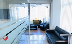More for Your Money! Bright Fully Furnished Office