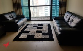 Amazing FullyFurnished 1BHK w/ Full LakeView