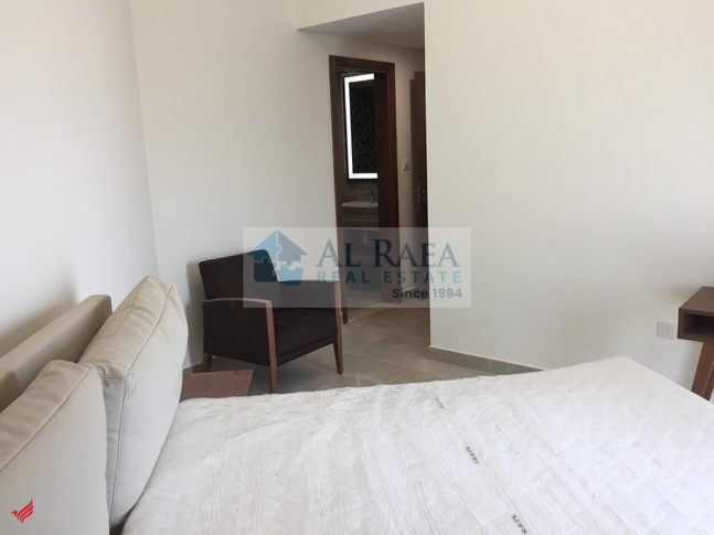 BRAND NEW FURNISHED 1BHK ON HIGH FLOOR OPEN VIEW.