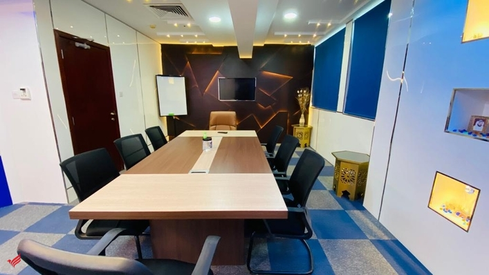 Office for rent in Al Qusais with Free Access to Meeting Room