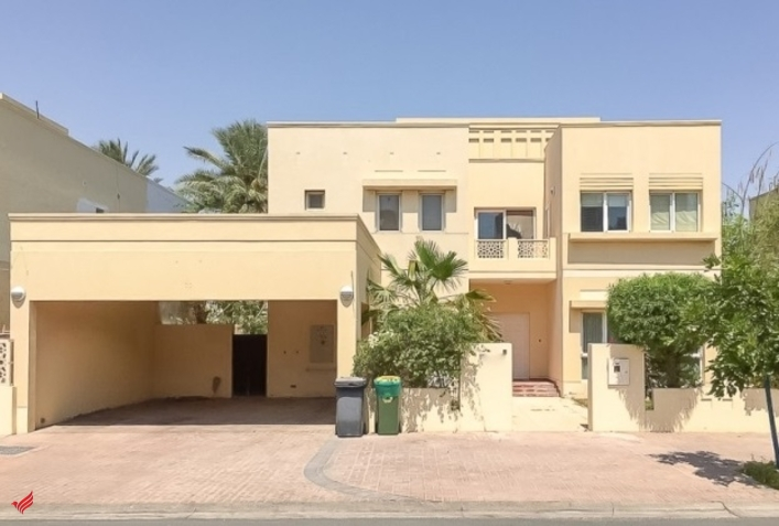 Luxury villa for rent in Meadows 2, Dubai