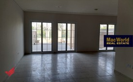 Park view, 2 bed Nakheel town house
