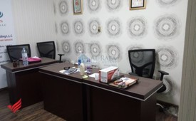 ON PRIME LOCATION DAMASCUS STREET 4 OFFICE SPACE.