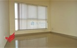 Spacious full open view 1 bhk apartment.