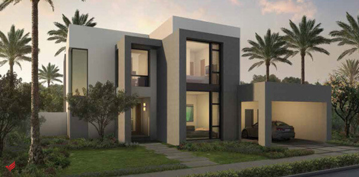 Ready 5 Bed Villa in dubai Hills Sidra 1