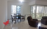 Fully Furnished | Big Balcony with Lake View