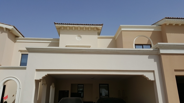 Single Row Villa I 2M Type I Garden View
