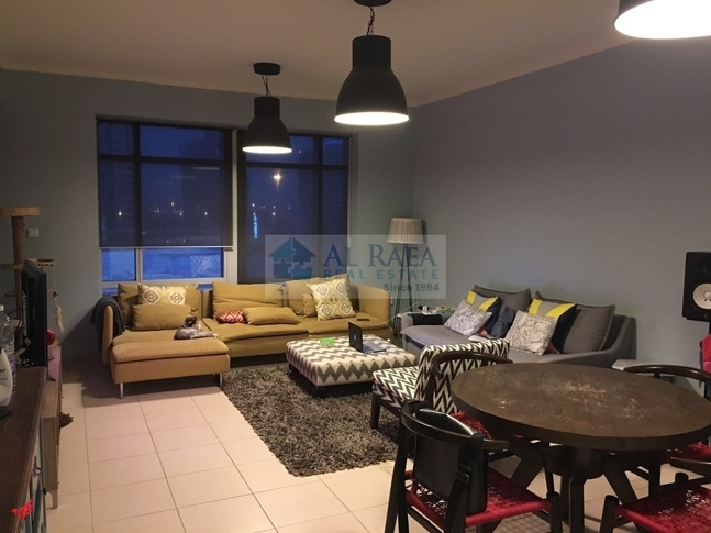 Spacious 1 Bed in Burj Views - 909 sqft.