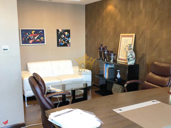 Below Market Price Well Furnished Office