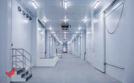 A Brand New Cold Storage Facility for Sale . ( 18,280 cbm in Total Area ) Location : Near Dubai Expo 2020 Centre and Jebel Ali,Dubai,UAE. Direct from the Owner .