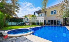 Stylish Villa with Huge terrace and a Private Pool I
