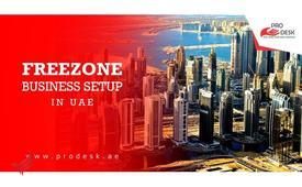 Start your UAE Freezone company formation with the best business setup cons