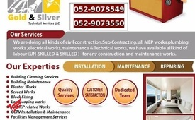 Gold & Silver Technical Services