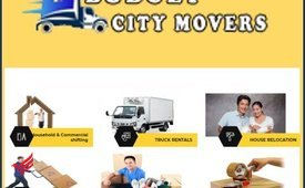 Budget City Movers and Packers 055 6254802