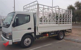 3ton pickup for rent 0527101566