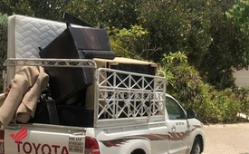 Junk Removal in dubai 055 5757094