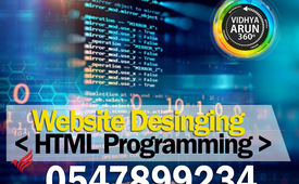 REAL WORLD CODING IN HTML & CSS | 0547899234