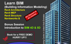 LEARN #BIM (#BUILDING #INFORMATION #MODELING) BY EXPERTS  +971563289424