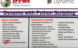 LEARN #REVIT #DYNAMO WITH #PYTHON #SCRIPT WITH EXPERT FACULTY +971563289424