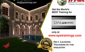 LEARN #DIALUX #EVO -  #LIGHTING  #DESIGN WITH EXPERT FACULTY +971563289424