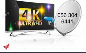 Satellite Dish Tv Installation 0563046441 Airtel Dish Services In Dubai