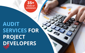 Audit Services for Real Estate Project Developers- call us today!