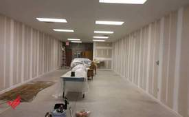 Wall Partition, Gypsum ceiling contracting company Dubai sharjah