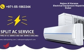 Ac Repair Maintenance Company in DIP Air Conditioner Cleaning in DIP Dubai