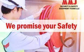 Fire and Safety Solutions in UAE