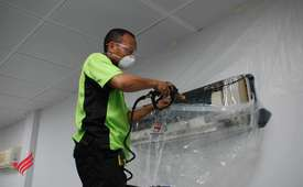 AC Duct and Coil Cleaning Services