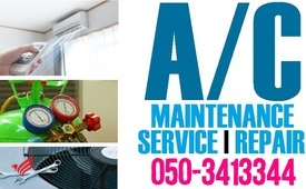 Low Cost Ac Service Repair Gas Filling in Dubai