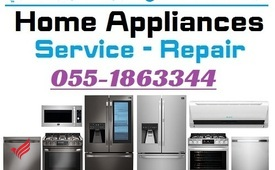 Ac Fridge Washing Machine Fixing Repairing in Dubai