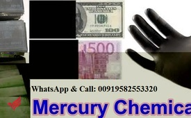Defaced currencies cleaning CHEMICAL, ACTIVATION POWDER and MACHINE
