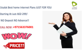 Home Internet Plans at best price call +97563376001